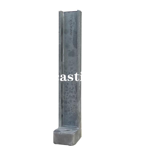 铁路起道器水玻璃精密铸钢件