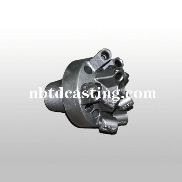焊接钻头导向器水玻璃合金钢铸件