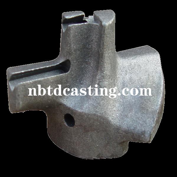 钻头导向器水玻璃合金钢铸件-2